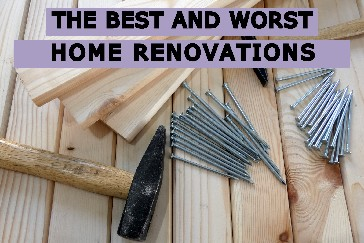 Compare Home Renovation Projects to Determine ROI