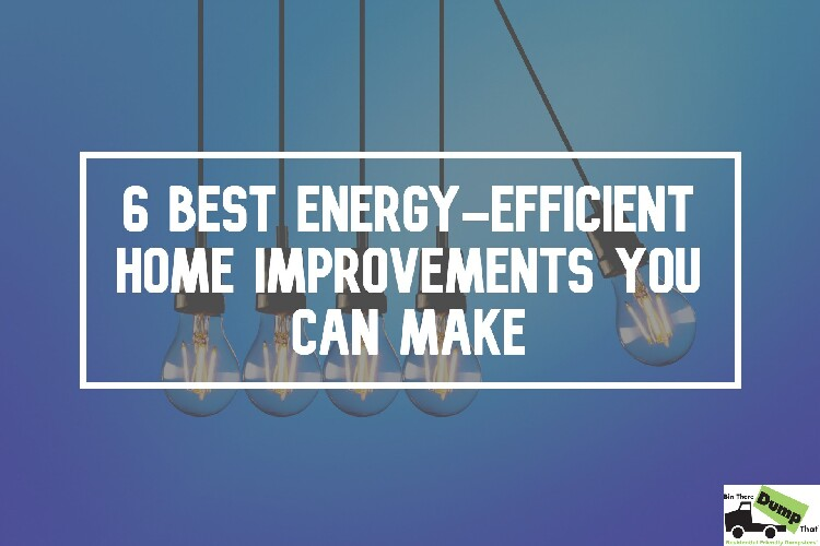 Energy-Efficient Home Improvements You Can Make